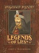 Legends Or Lies