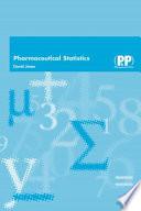 Pharmaceutical Statistics Book