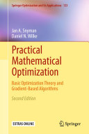 Pdf Practical Mathematical Optimization Telecharger