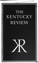 The Kentucky Review Book PDF