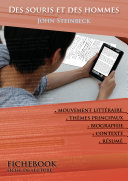 Fiche de lecture Des souris et des hommes (résumé détaillé et analyse littéraire de référence)
