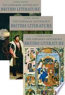 The Longman Anthology of British Literature