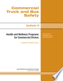 Health And Wellness Programs For Commercial Drivers