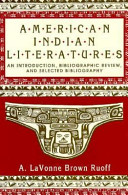 American Indian Literatures