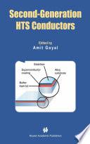 Second Generation Hts Conductors Book PDF