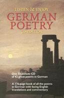 Listen and Enjoy German Poetry