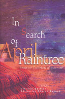In Search of April Raintree Book