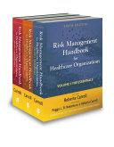 Risk Management Handbook for Health Care Organizations, 3 Volume Set Pdf/ePub eBook