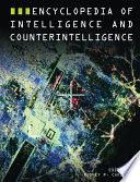 Encyclopedia of Intelligence and Counterintelligence Book