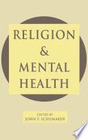 Religion And Mental Health Book PDF