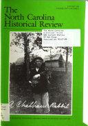 The North Carolina Historical Review - Band 85 - Seite 208