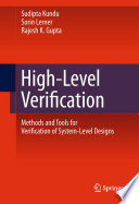 High Level Verification