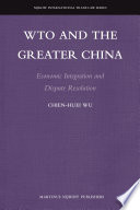 WTO and the Greater China