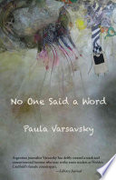 No One Said a Word Book