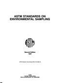 ASTM Standards on Environmental Sampling