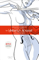 link to The Umbrella Academy in the TCC library catalog