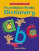 Foundation Maths Dictionary