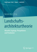 Landschaftsarchitekturtheorie