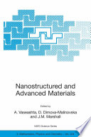 Nanostructured And Advanced Materials For Applications In Sensor Optoelectronic And Photovoltaic Technology Book PDF