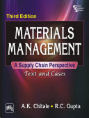 MATERIALS MANAGEMENT A SUPPLY CHAIN PERSPECTIVE