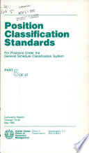 Position Classification Standards