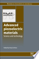 Advanced Piezoelectric Materials Book