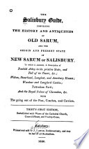 The Salisbury Guide