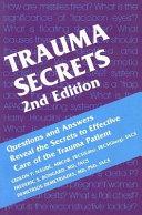 Trauma Secrets Book