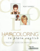Haircoloring in Plain English