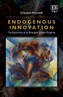 Endogenous Innovation