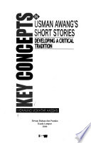 Key Concepts in Usman Awang's Short Stories
