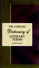 The Sterling Dictionary Of Literary Terms