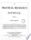 The Practical Mechanic s Journal Book