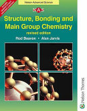 Structure, Bonding and Main Group Chemistry