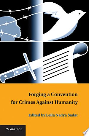 Forging a Convention for Crimes against Humanity banner backdrop