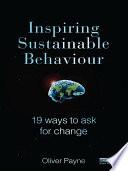 Inspiring Sustainable Behaviour Book PDF