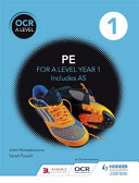 OCR PE for A-Level Year 1