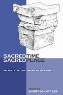 Sacred Time  Sacred Place