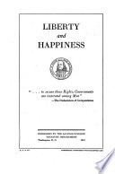 LIberty and Happiness