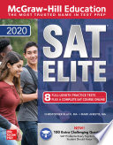 McGraw Hill Education SAT Elite 2020