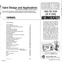 Engine Design and Applications Book
