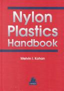 Nylon Plastics Handbook Book
