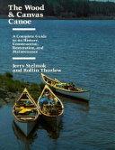 The Wood & Canvas Canoe