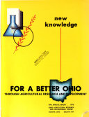 For A Better Ohio Through Agricultural Research And Development