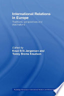 International Relations in Europe