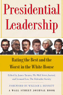 Presidential Leadership [Pdf/ePub] eBook