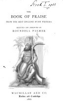 The Book of Praise  Etc   Twenty sixth Thousand