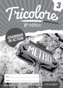 Tricolore 5e Edition Grammar in Action Workbook 3 (Pack of 8)