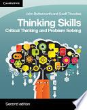 Thinking Skills Book