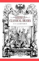 German Classical Drama